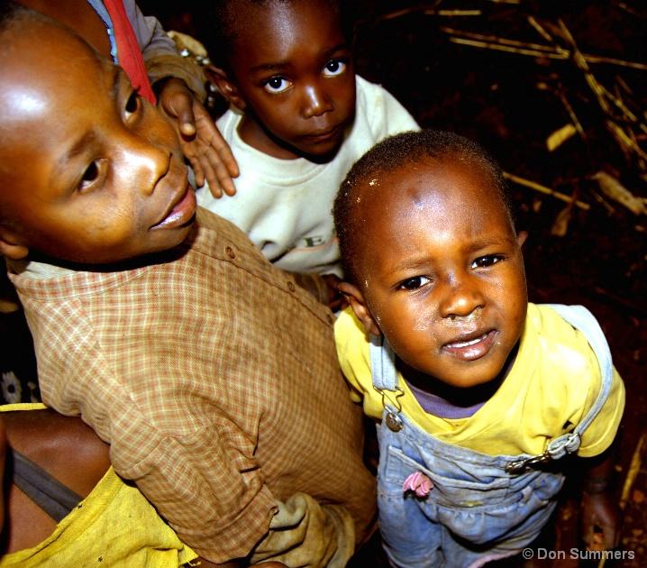 Rwanda's Future, Buatre, Rwanda 2007