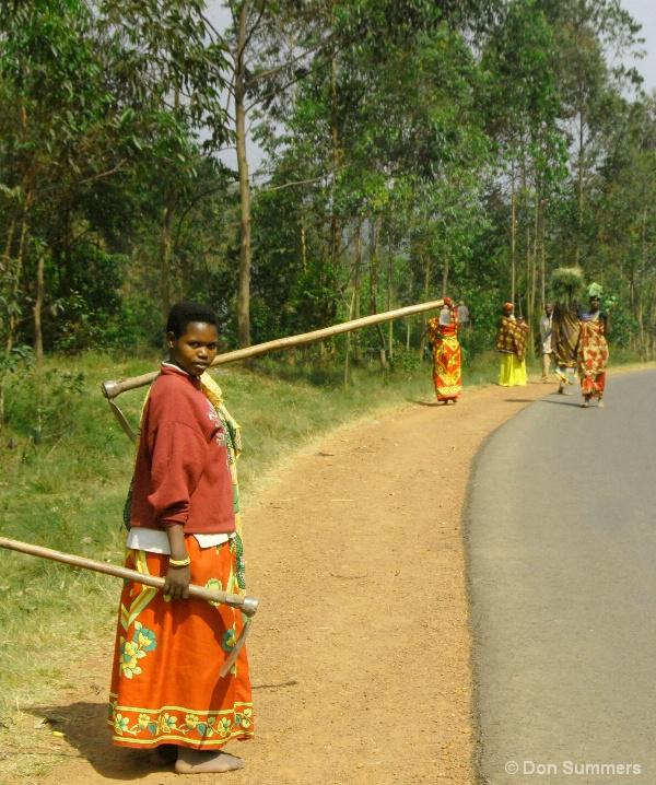 On The Road To Rwanda 2007