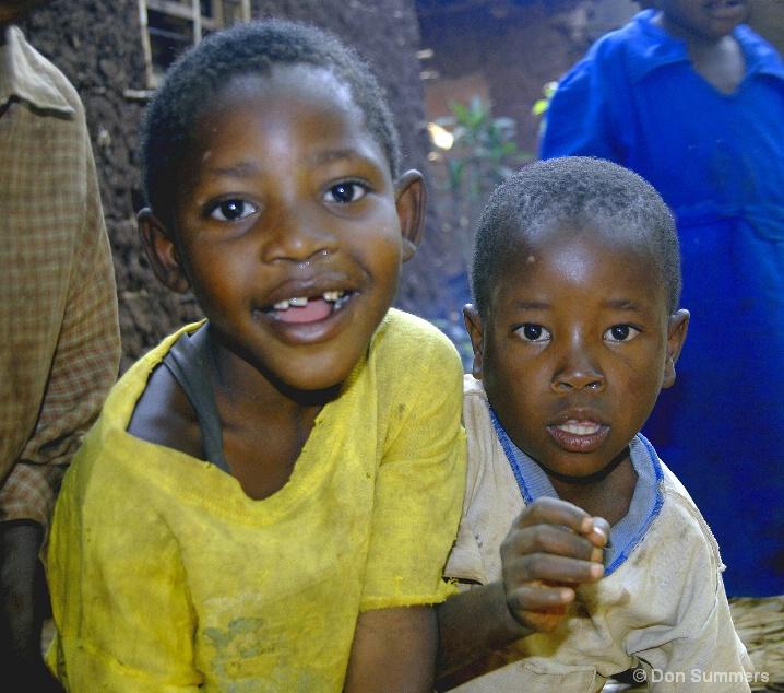 Hope, Butare, Rwanda 2007