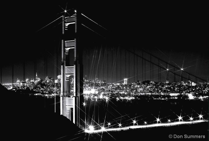 Golden Gate Bridge, San Francisco, CA 2007