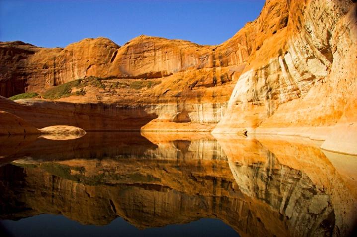 Canyon Reflections