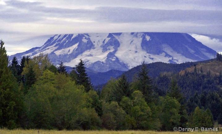Flat-top, Mt Rainier-Washington