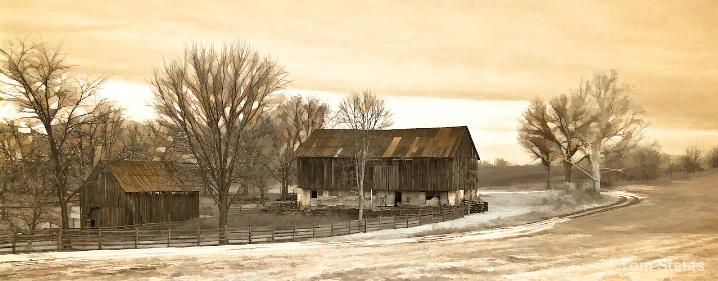 Antietam Farm House