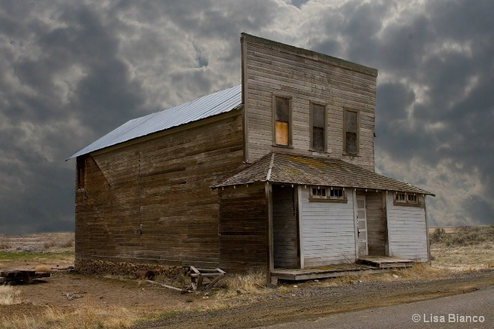 Kent ghost town
