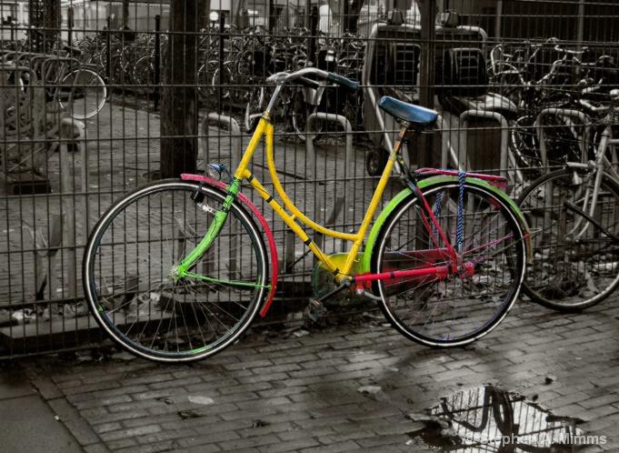 Standout Bike