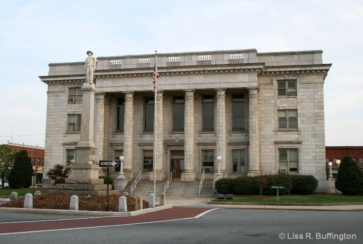 Alamance County Court House
