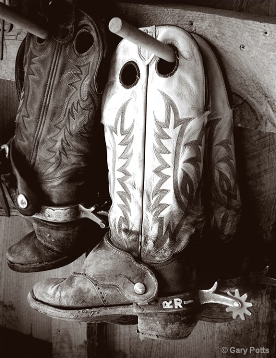 Roudy's Boots