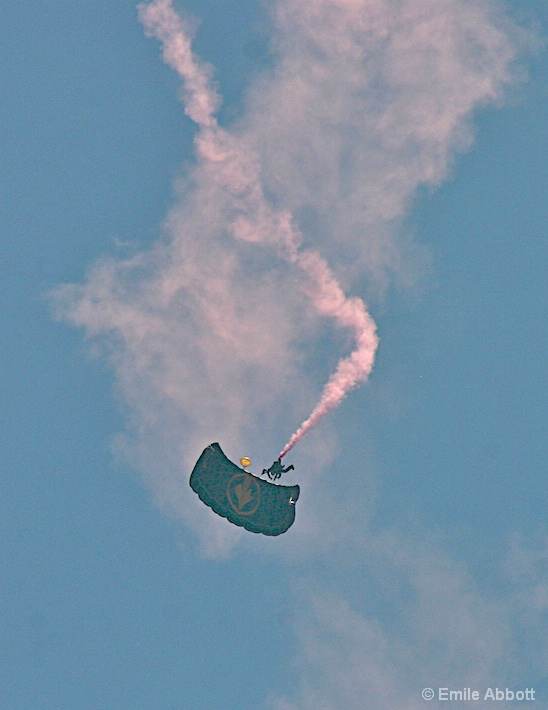 Special Operations Parachute Acrobatic
