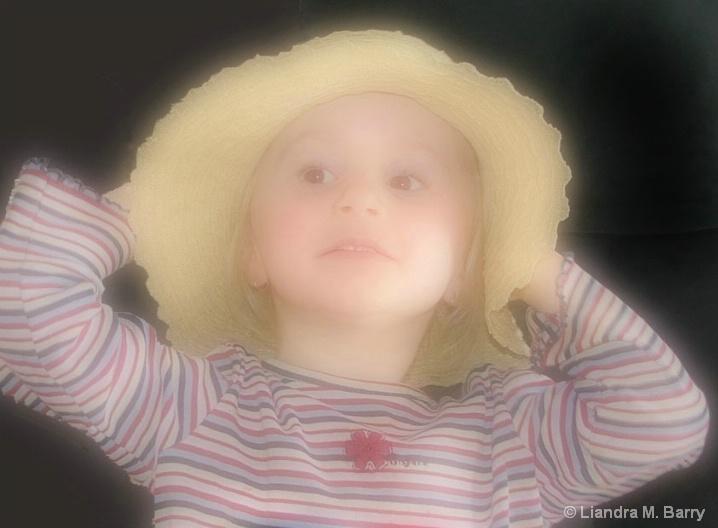 Rosie-Ann, child model