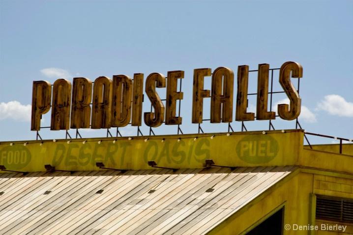 Paradise Falls Diner