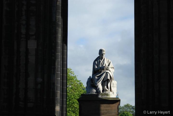 Scotland- Francis Scott Monument