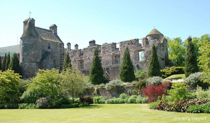 Scotland- Falkland Castle
