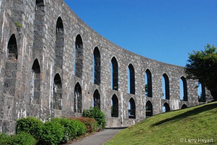Scotland- Oban- McCraig's Tower