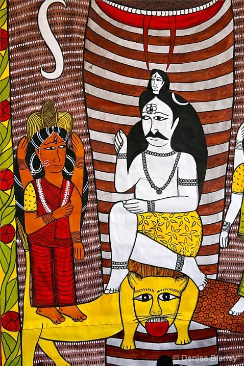 Indian Textile Detail