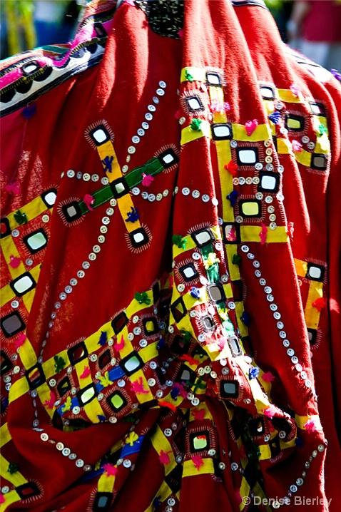 Textile Detail