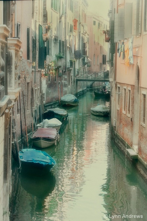 Painted Canal