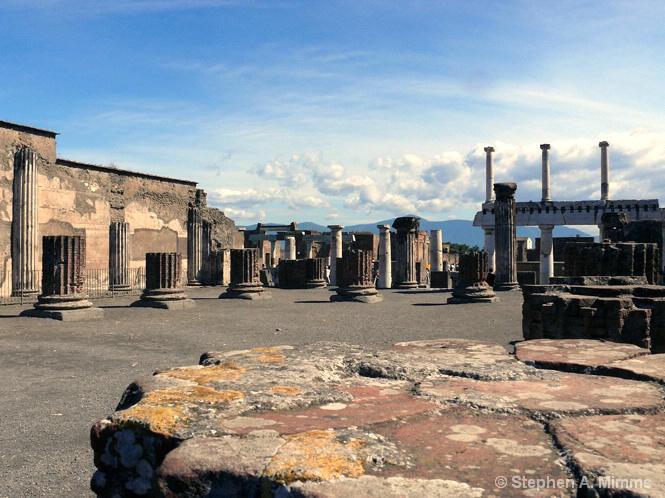 Basilica @ Pompeii