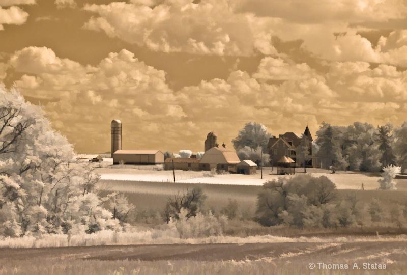 Burkittsville Farmhouse