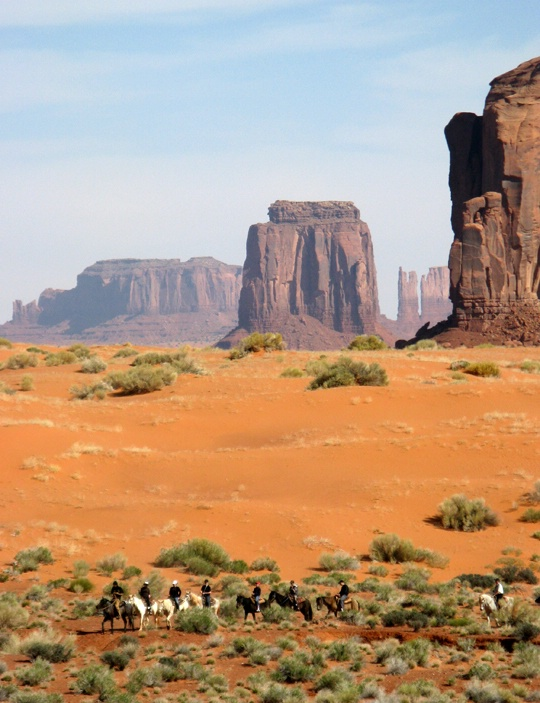 Monument Valley Cowboys