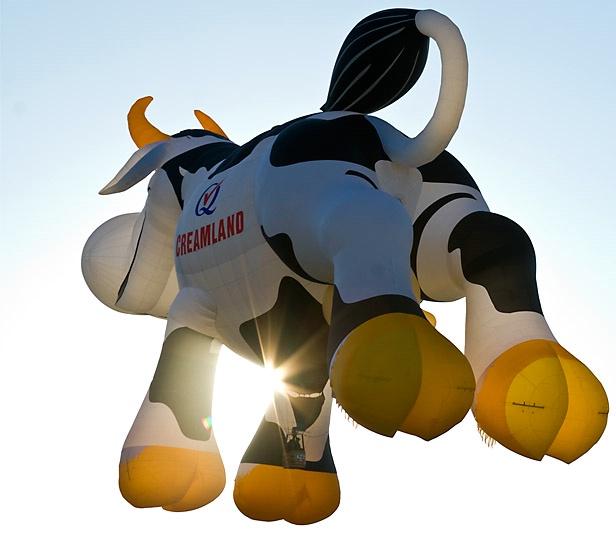 Milkcow Balloon