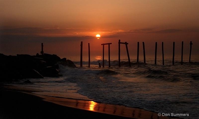 Ocean City Sunrise, Ocean City, NJ 2008