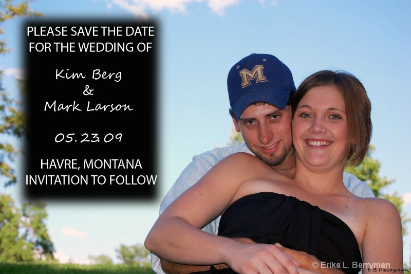 save the date c
