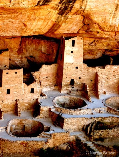 Cliff Palace - Mesa Verde N.P.