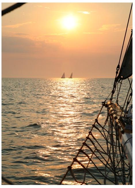 Three Sailboats #273