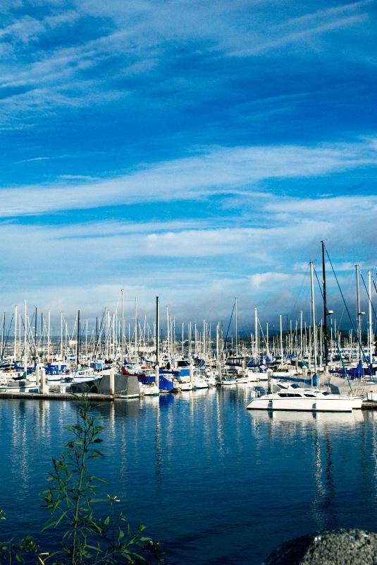 Fisherman's Wharf ~ Monterey, CA