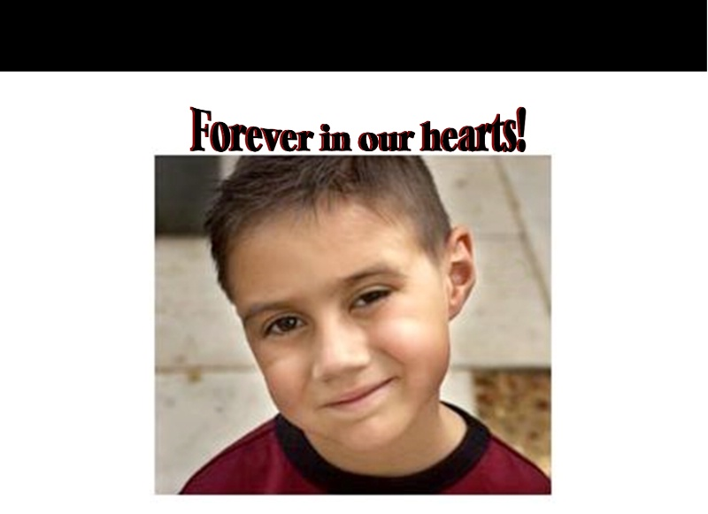 Joseph Ramirez ~ Our Little Angel