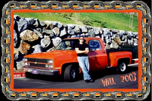 William & His Truck