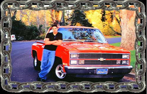 Will Reynolds & His Truck