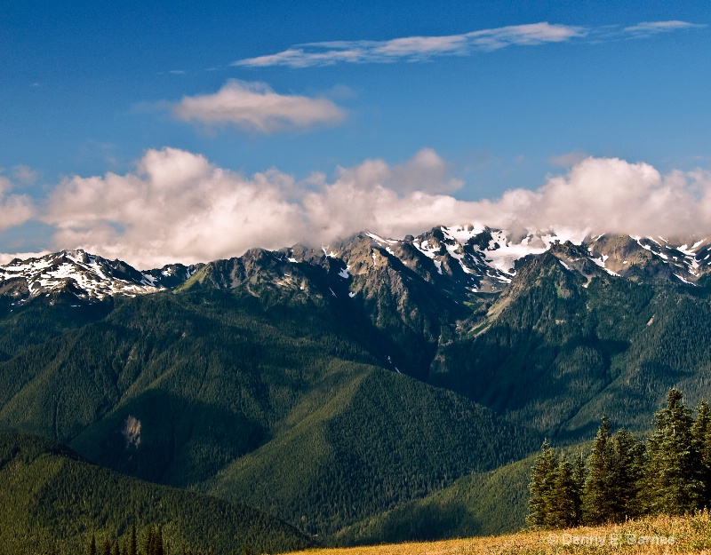 Mount Olympus, Olympic National Park, WA