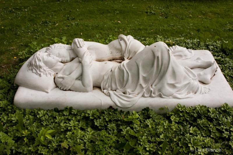 Eternal Embrace, Woodlawn Cemetery, Bronx, NY
