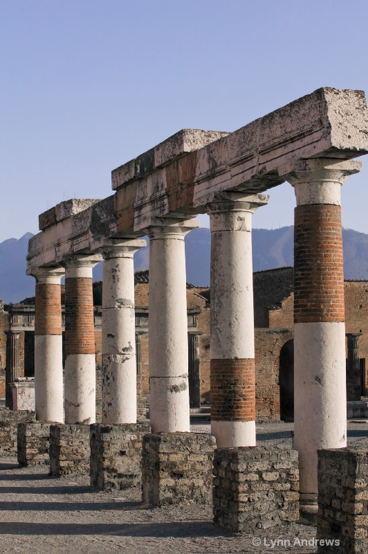 All In A Row In Pompeii