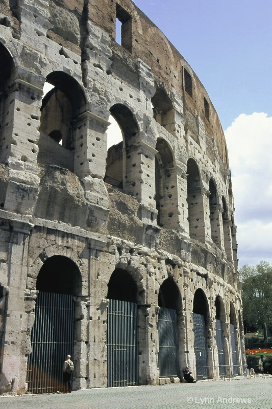 Day at the Colosseum