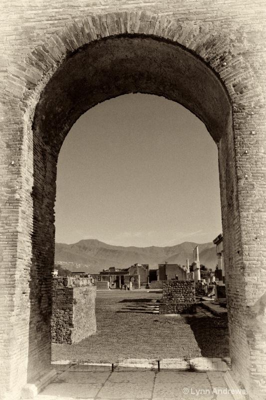 Looking Into Pompeii