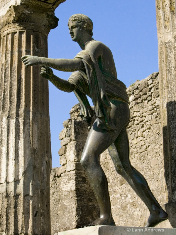 Pompeii Greeter