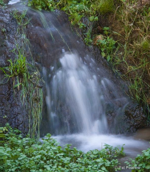 Pt. Reyes Waterfall