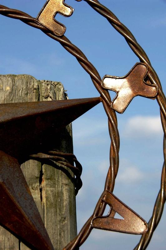 Texas Fencepost