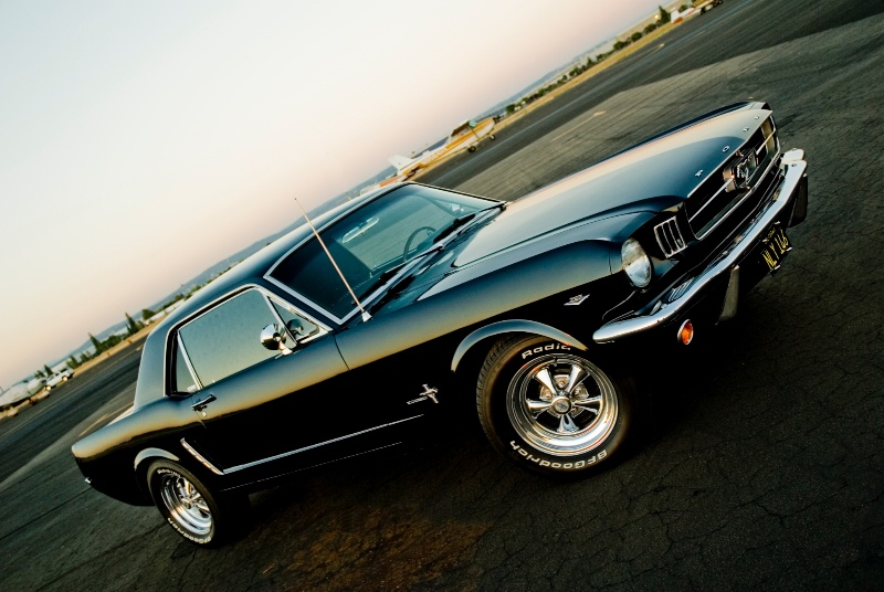 Russ' 65 Ford Mustang