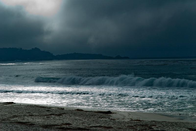 Ocean Fog - Monterey, CA