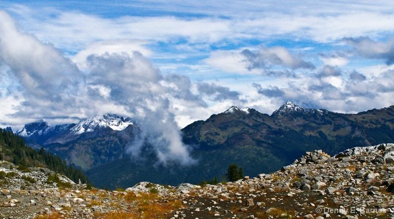 American Border Peak, Washington