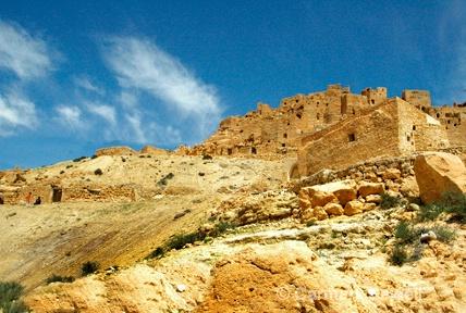 Ancient Berber Fortress