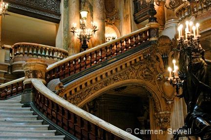 Paris Opera Staircase