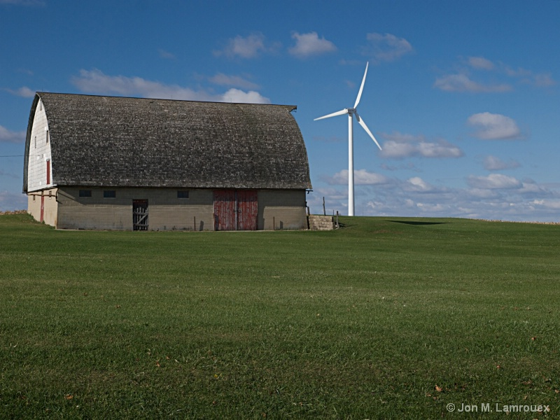 Wind power of the Midwest