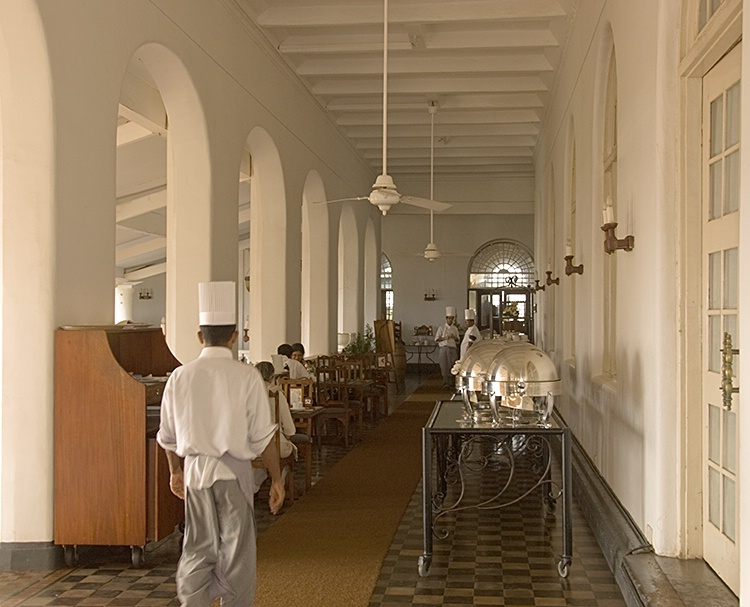 Dinner - Galle Face Hotel, Colombo