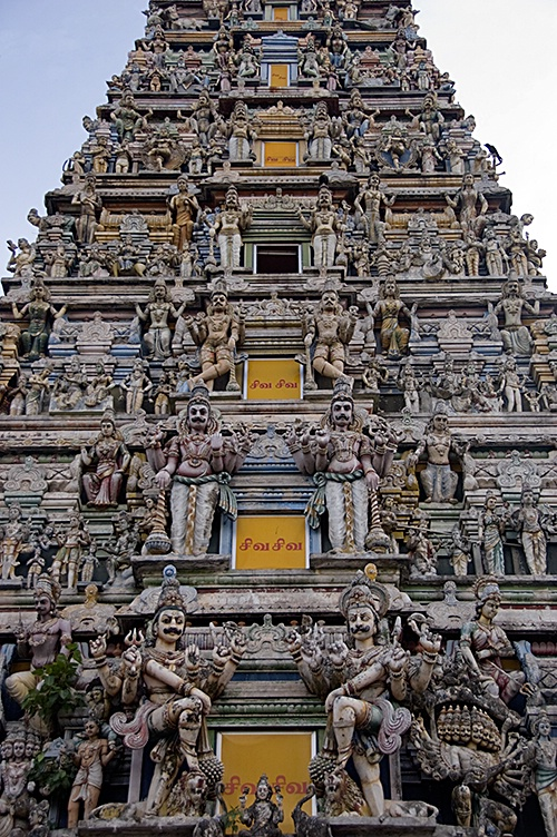 Temple, Colombo