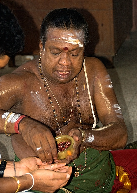 Ceremonial Offering, Colombo