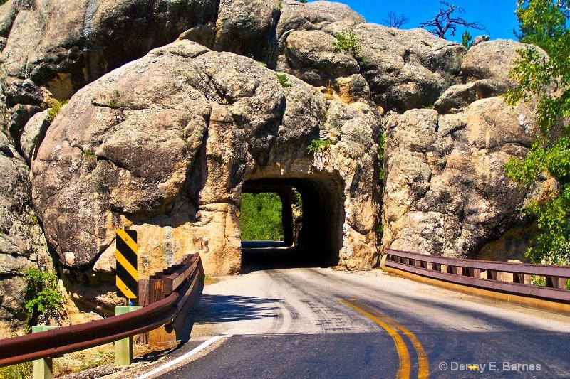 Sound Horn, Black Hills-South Dakota